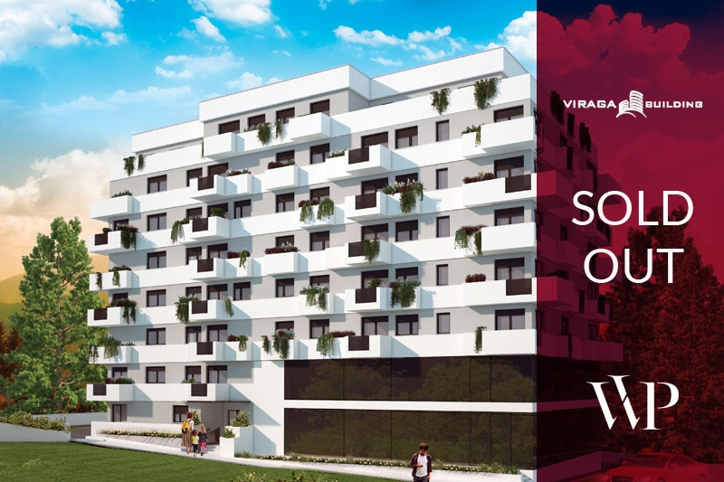 All apartments within the new construction project on Vidikovac have been sold